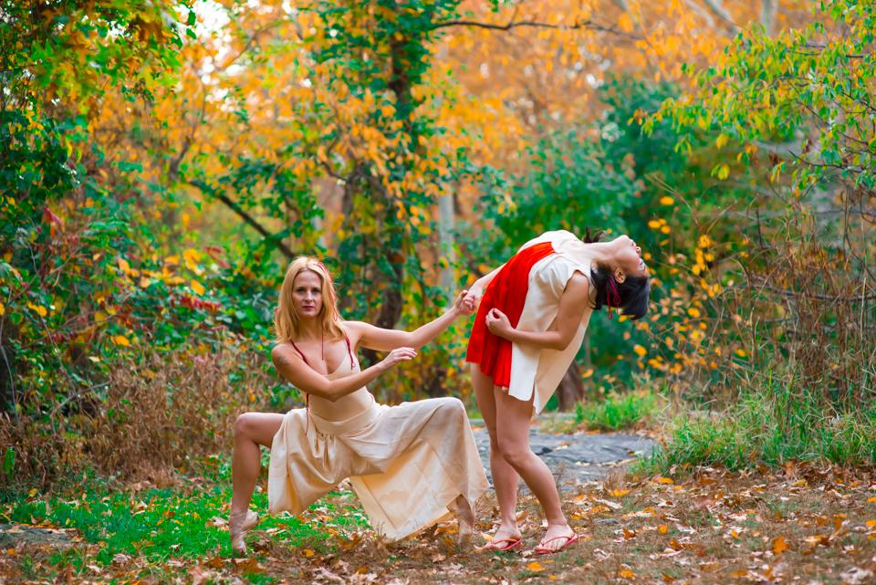 Mariko & Mojca in Central Park-7663