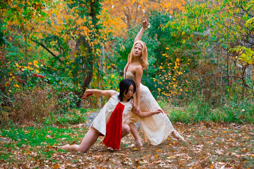 Mariko & Mojca in Central Park-7675