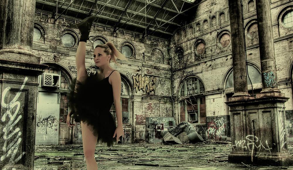 Svetovno znana plesalka in koreografinja